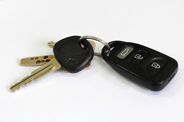 Car lockout service keys locked in car