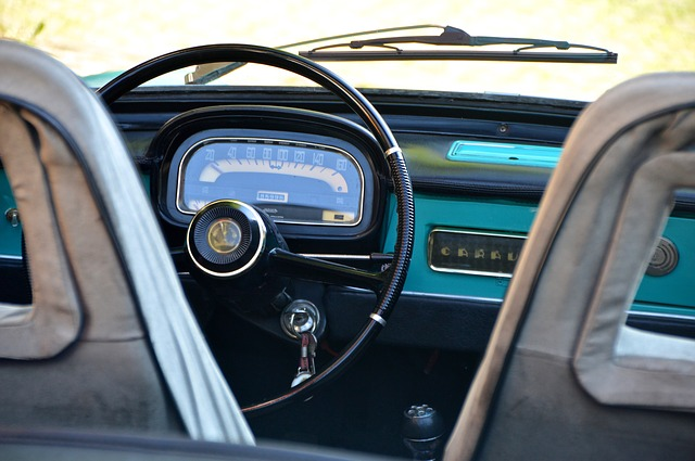 Ignition switch replacement in old car